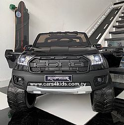 Ford Ranger Raptor Painting Black with 2.4G R/C under License