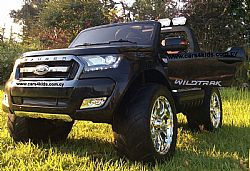 4x4 Ford Ranger Black with 2.4G R/C under License