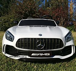 4x4 Mercedes-Benz GTR AMG with 2.4G R/C under License