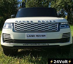 Range Rover Vogue White with 2.4G R/C under License