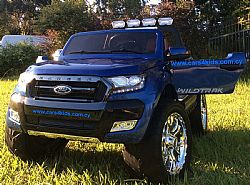 4x4 Ford Ranger Painting Blue with 2.4G R/C under License